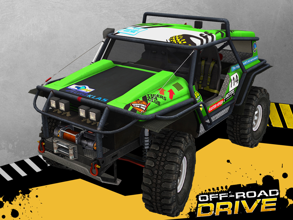Screens Zimmer 2 angezeig: off road drive ps3