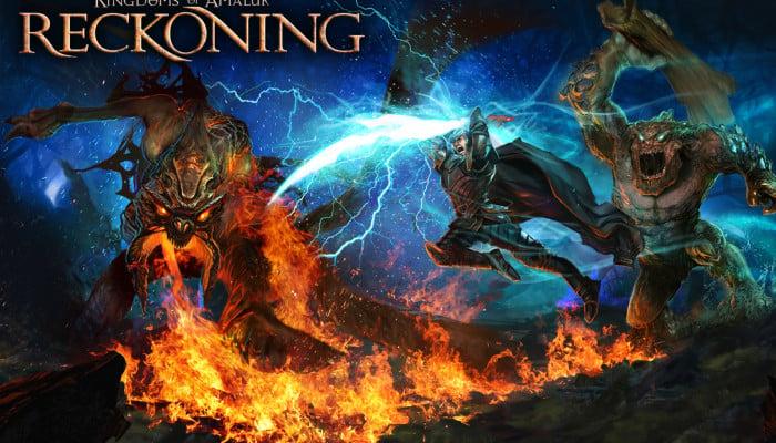 к игре Kingdoms of Amalur: Reckoning