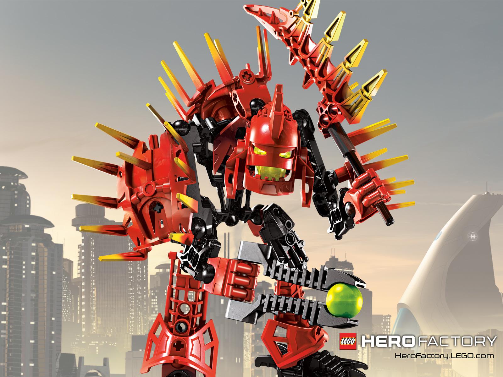 hero factory von nebula revamp - photo #32