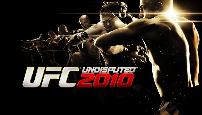 к игре UFC Undisputed 2010