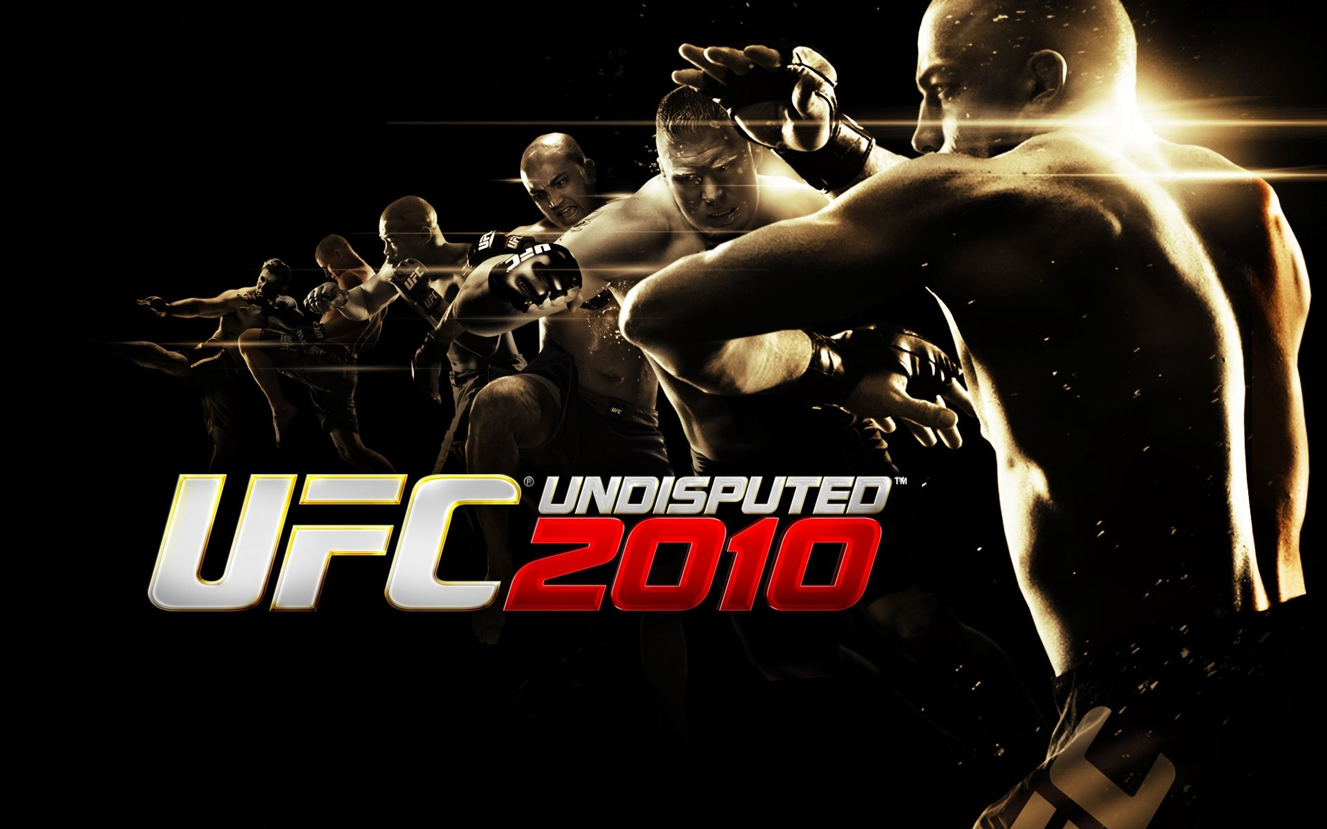 Обои по игре UFC Undisputed 2010
