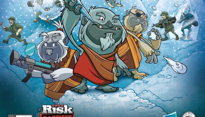 к игре Risk: Factions