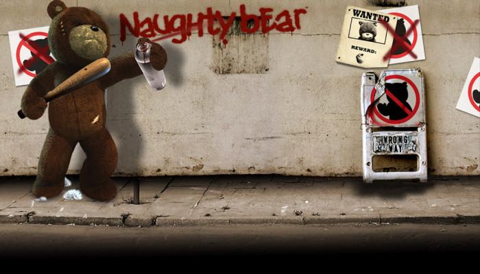 к игре Naughty Bear