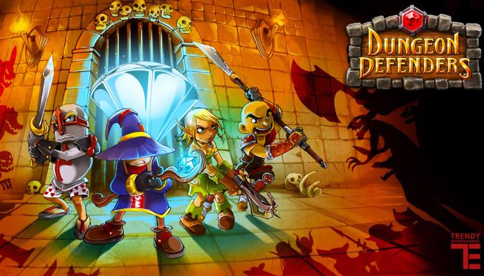 к игре Dungeon Defenders
