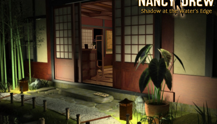к игре Nancy Drew: Shadow at the Water's Edge