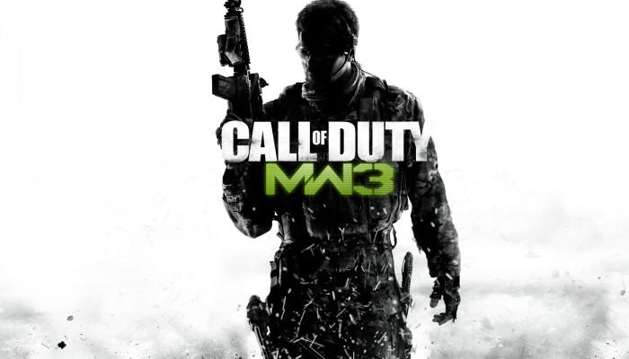к игре Call of Duty: Modern Warfare 3