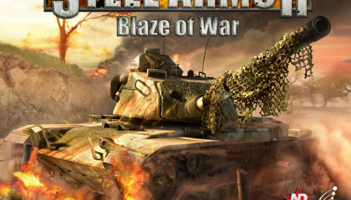 Обои по игре Steel Armor: Blaze of War