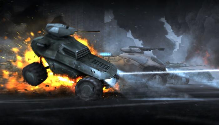 Обои по игре Metal War Online