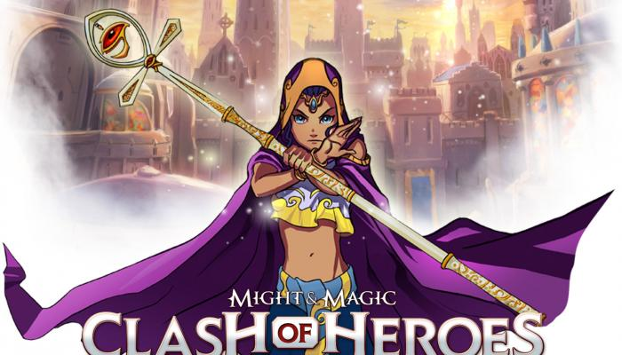 к игре Might and Magic: Clash of Heroes