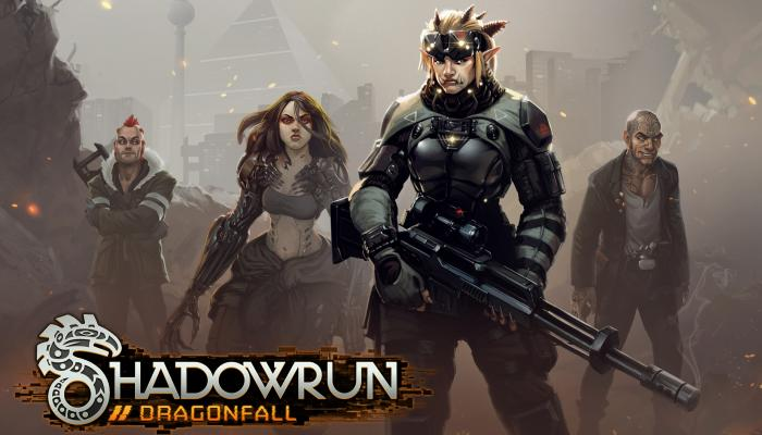 Обои по игре Shadowrun Returns: Dragonfall