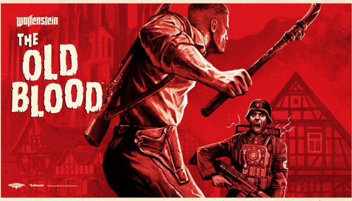 к игре Wolfenstein: The Old Blood
