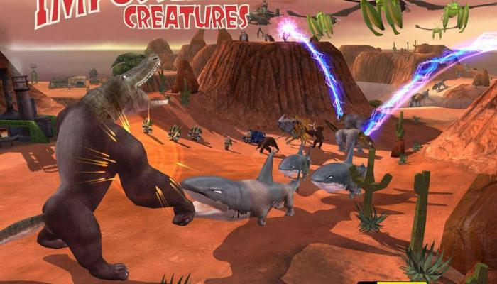 к игре Impossible Creatures