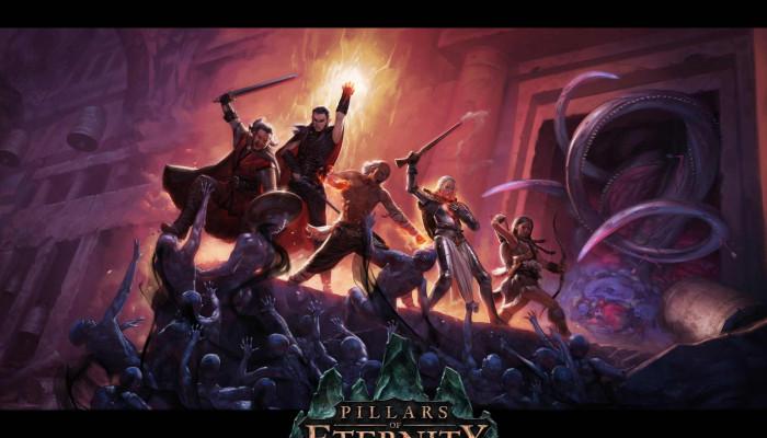 к игре Pillars of Eternity: The White March