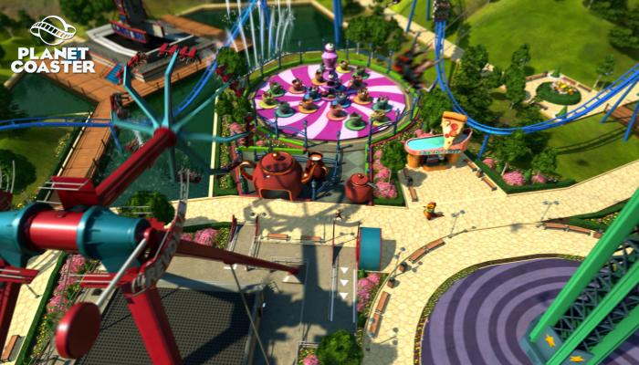 к игре Planet Coaster