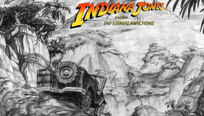 к игре Indiana Jones and the Infernal Machine