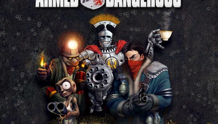 к игре Armed & Dangerous