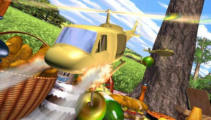 к игре Army Men: Air Tactics