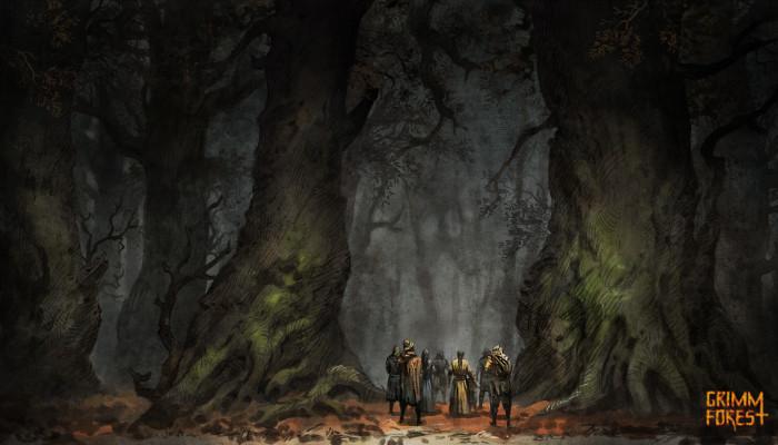 к игре Grimm Forest