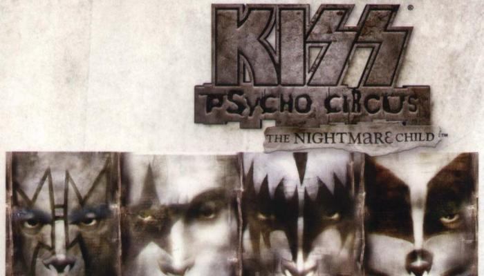 к игре KISS Psycho Circus: The Nightmare Child