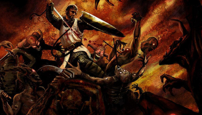 к игре Knights of the Temple: Infernal Crusade