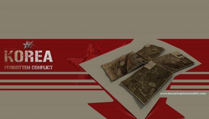 к игре Korea: Forgotten Conflict