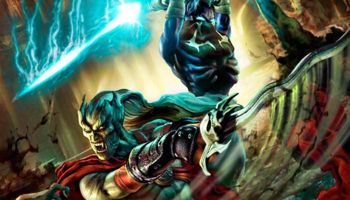 к игре Legacy of Kain: Defiance