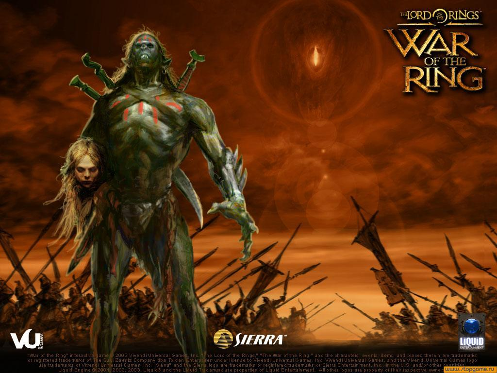wallpapers lord of the rings: war of the ring, the