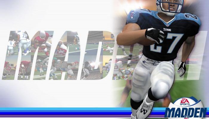 к игре Madden NFL 2001