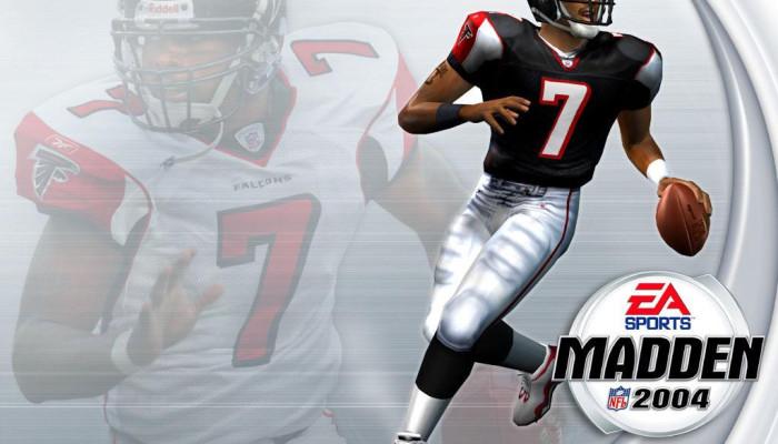 к игре Madden NFL 2004