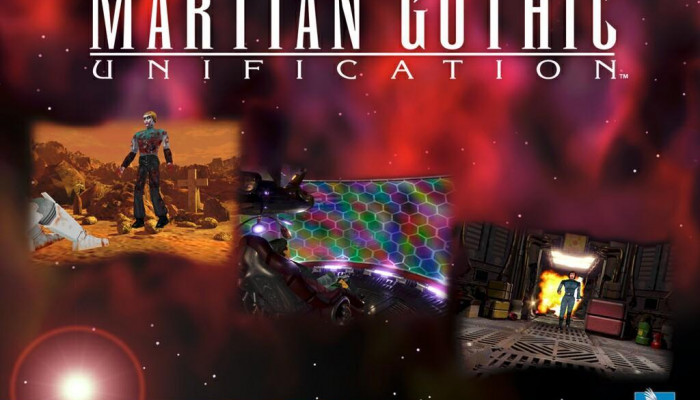 к игре Martian Gothic: Unification