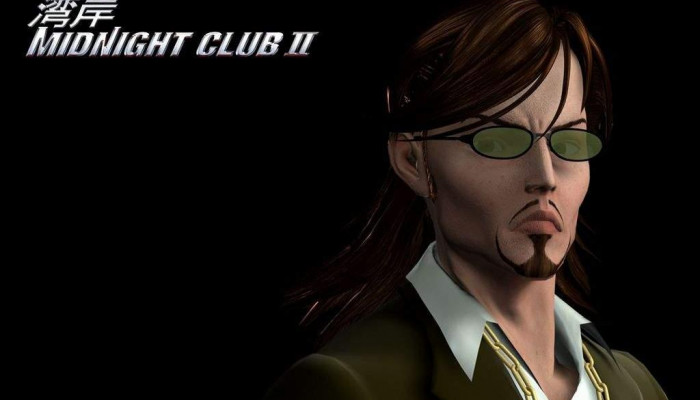 к игре Midnight Club 2