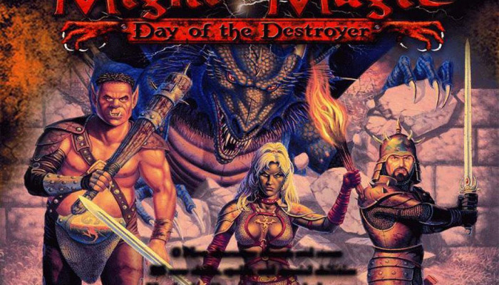 к игре Might and Magic 8: Day of the Destroyer
