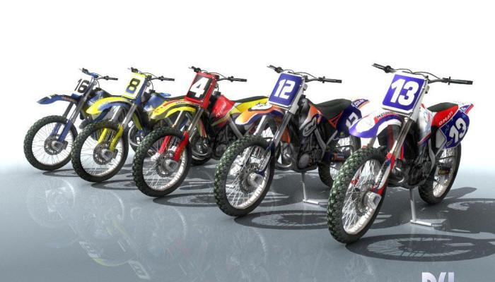 к игре Moto Racer 3