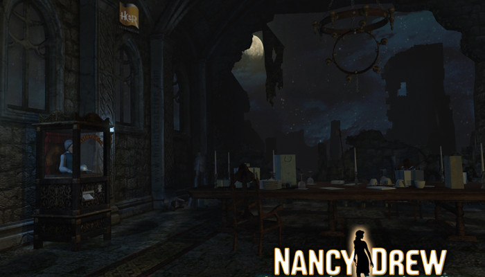к игре Nancy Drew: The Haunted Carousel