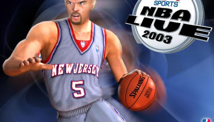 к игре NBA Live 2003