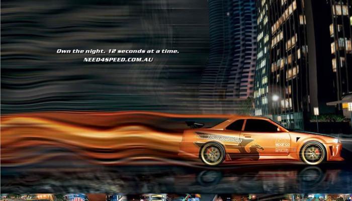 к игре Need for Speed Underground