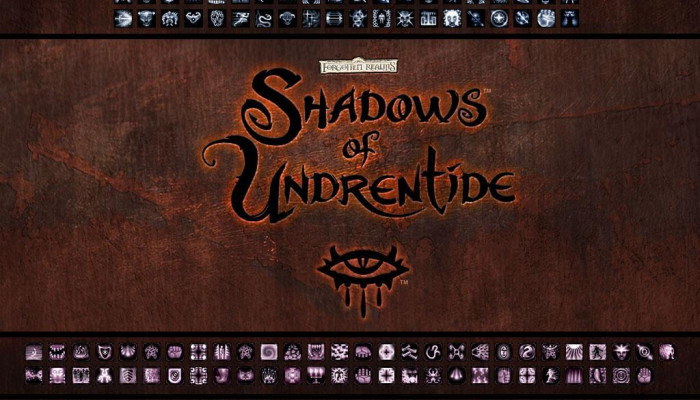 к игре Neverwinter Nights: Shadows of Undrentide