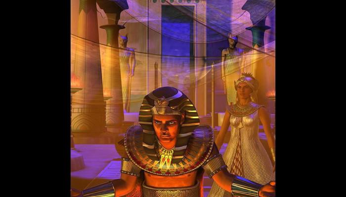 к игре Pharaoh