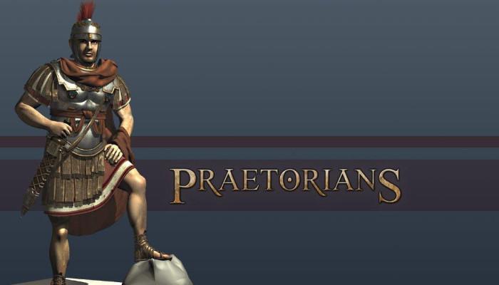 к игре Praetorians