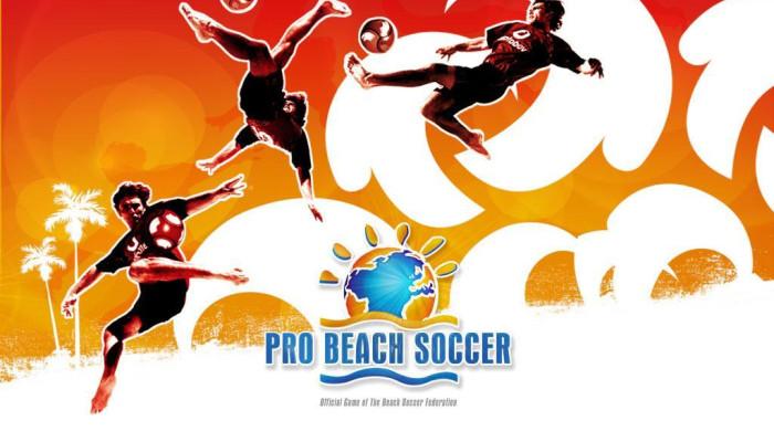 к игре Pro Beach Soccer