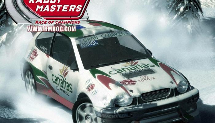 к игре Rally Masters
