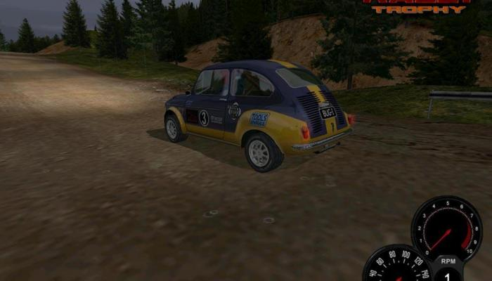к игре Rally Trophy