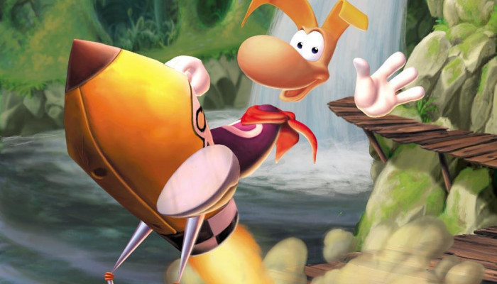 к игре Rayman 2: The Great Escape