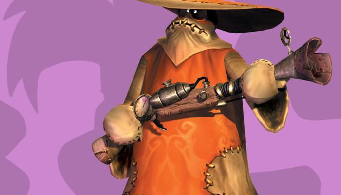 к игре Rayman 3: Hoodlum Havoc