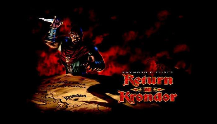 к игре Return to Krondor