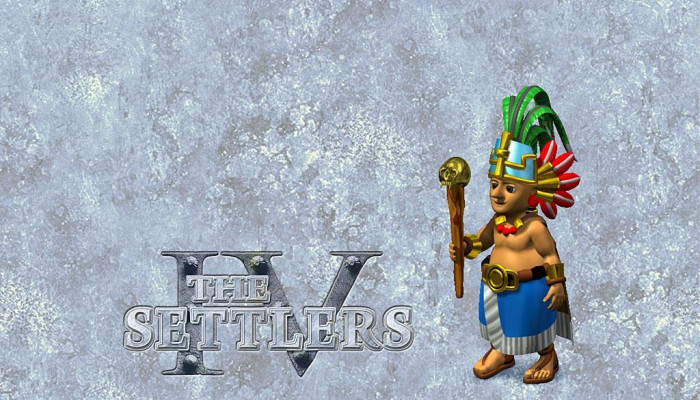 к игре Settlers 4, The