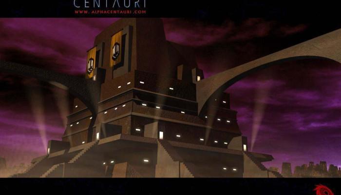 к игре Sid Meier's Alpha Centauri