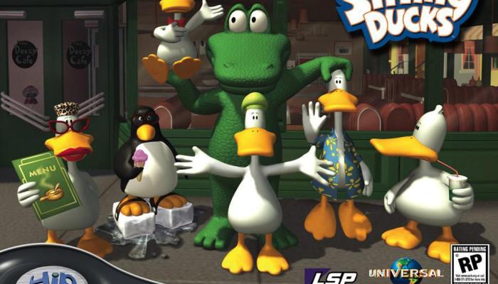 к игре Sitting Ducks