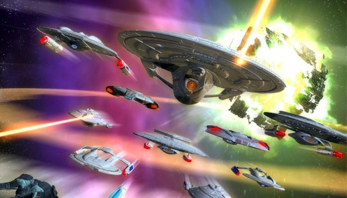 к игре Star Trek: Armada 2