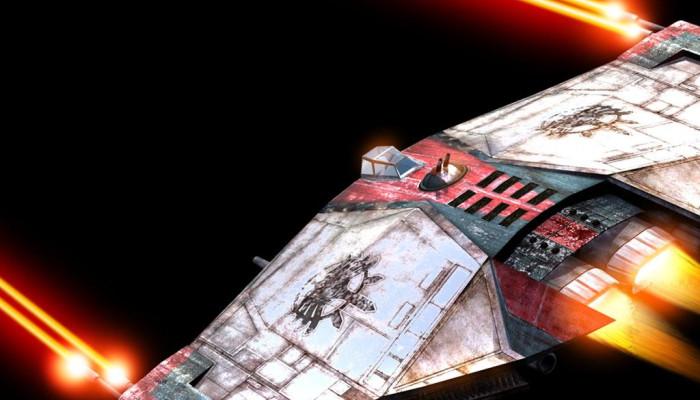 к игре Star Wars: Starfighter